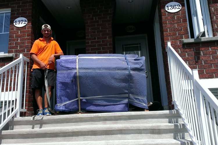 Piano Moving Montreal